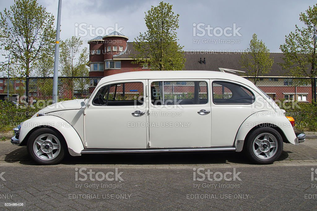 Volkswagen Beetle Limousine Stretched Limo Stock Photo Download Image Now Istock