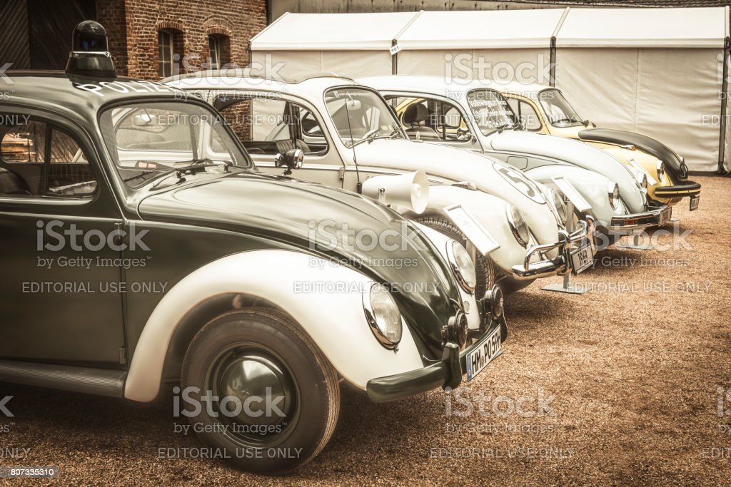 Volkswagen Beetle or VW Bug collection