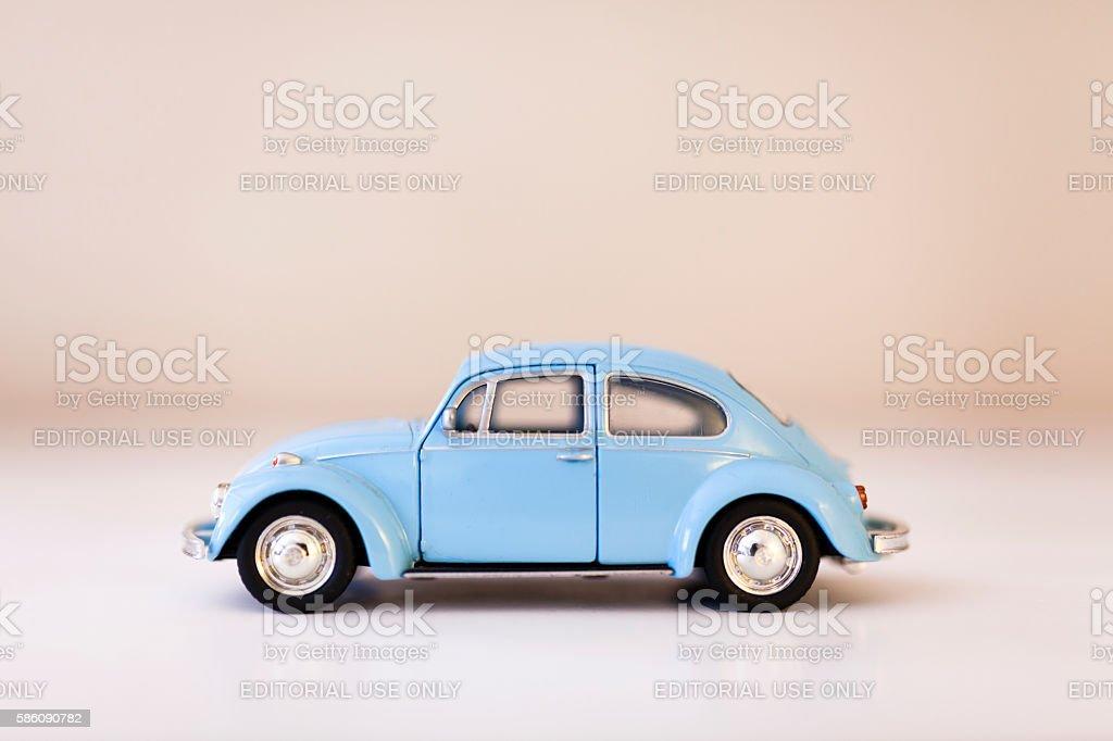 Volkswagen Beetle stock photo