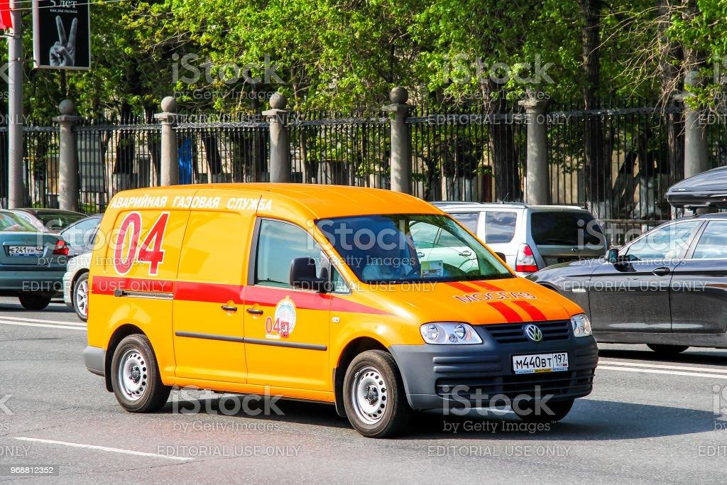 Volkswagen Caddy Stock Photo - Download Image Now - iStock