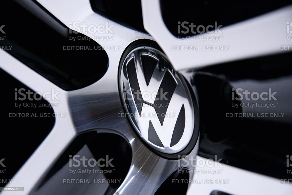 VW-Zeichen – Foto