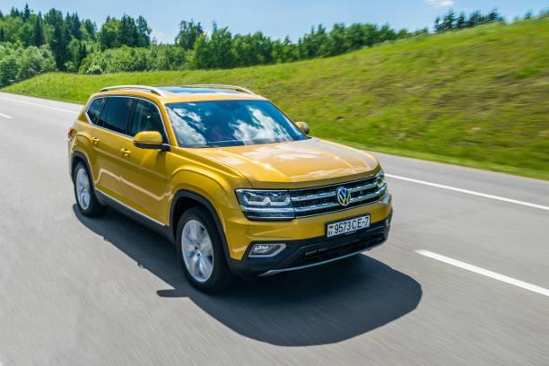 Volkswagen Teramont / Atlas stock photo