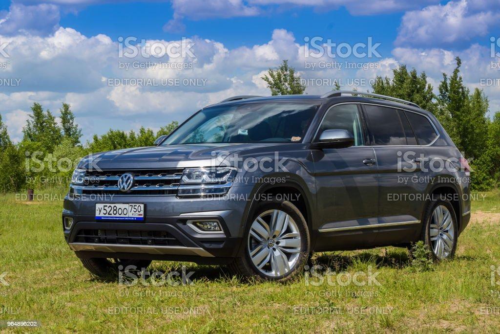 Volkswagen Teramont / Atlas royalty-free stock photo