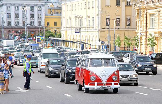 Volkswagen Transporter Stockfoto und mehr Bilder von 2015