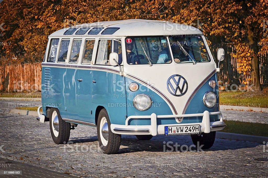 Volkswagen Transporter Type 2 (T1) stock photo