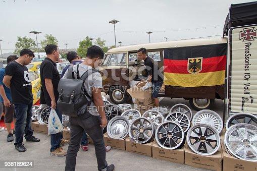 istock Volkswagen van owner sell VW wheels 938189624