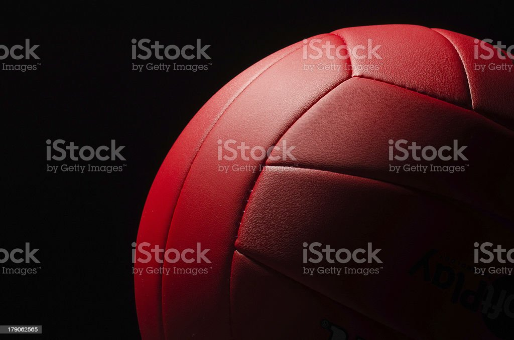 Volley ball royalty-free stock photo
