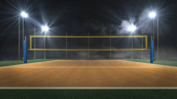Volleyball Backgrounds: Royalty Free Volleyball Net Background Pictures, Images
