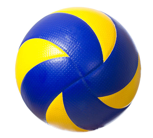 Volleyball-ball Isoliert – Foto
