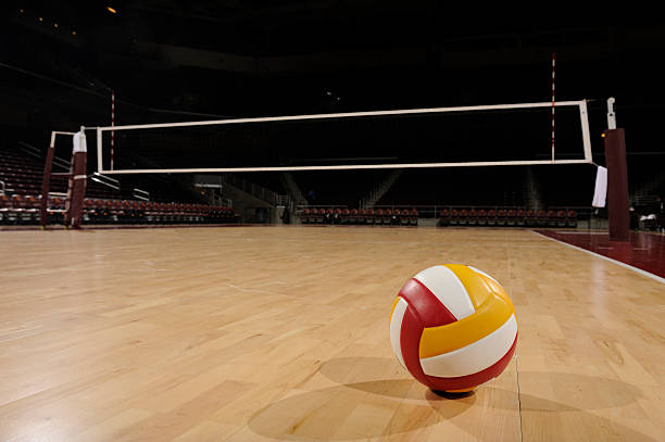 Royalty Free Volleyball Court Pictures, Images and Stock Photos ...