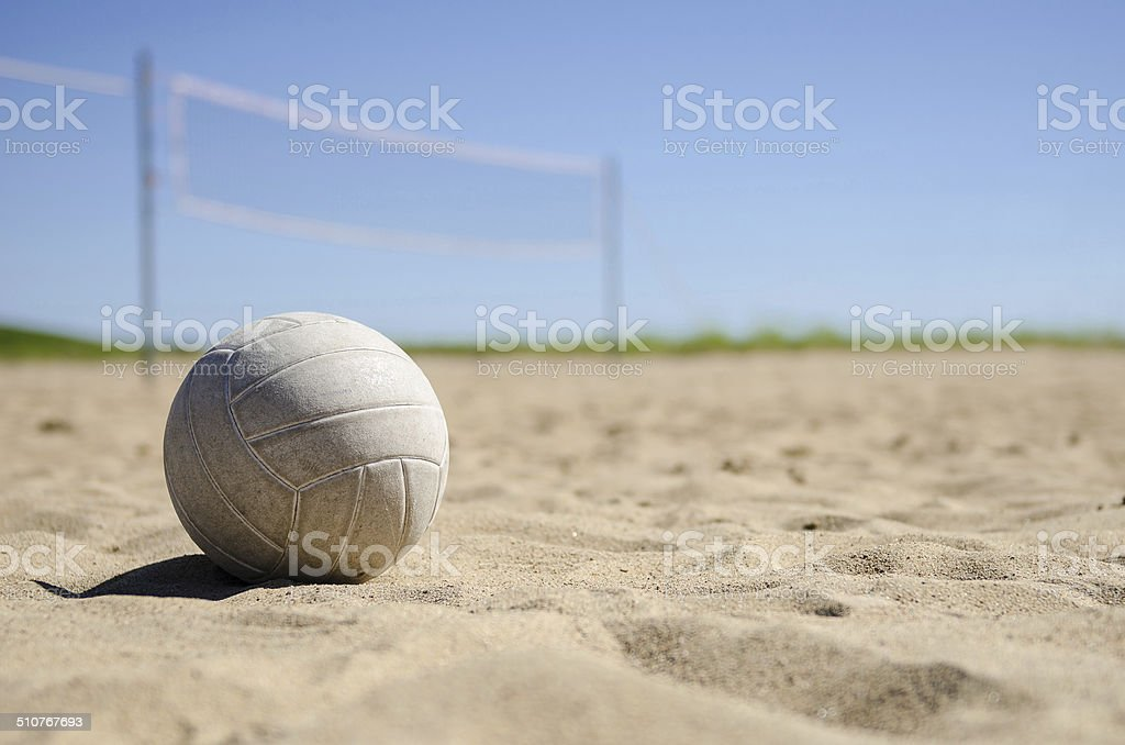 Volley-ball dans le sable - Photo