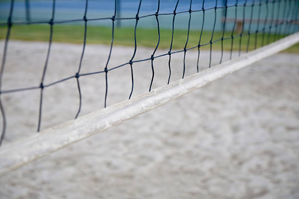 Volleyball Net-flachen DOF – Foto