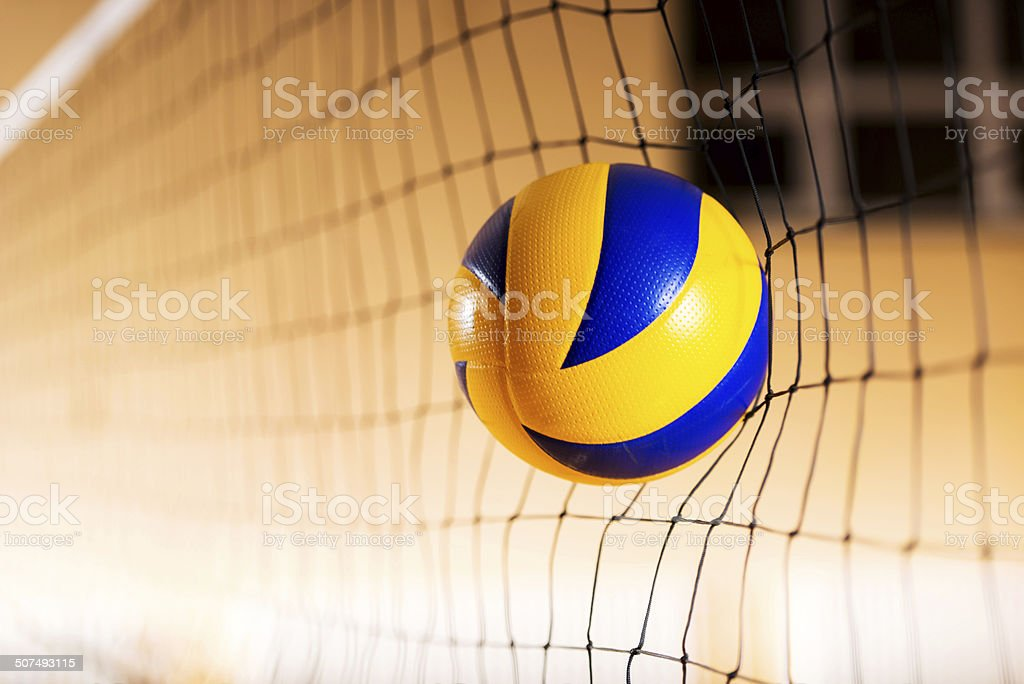 Volley-ball. - Photo