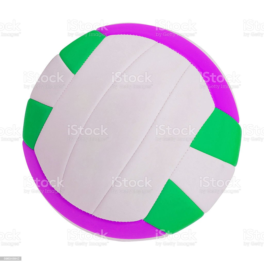 Volley-ball royalty-free stock photo