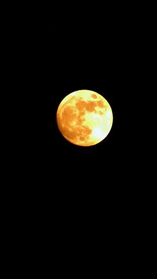 Vollmond Stockfoto und mehr Bilder von Astronomie