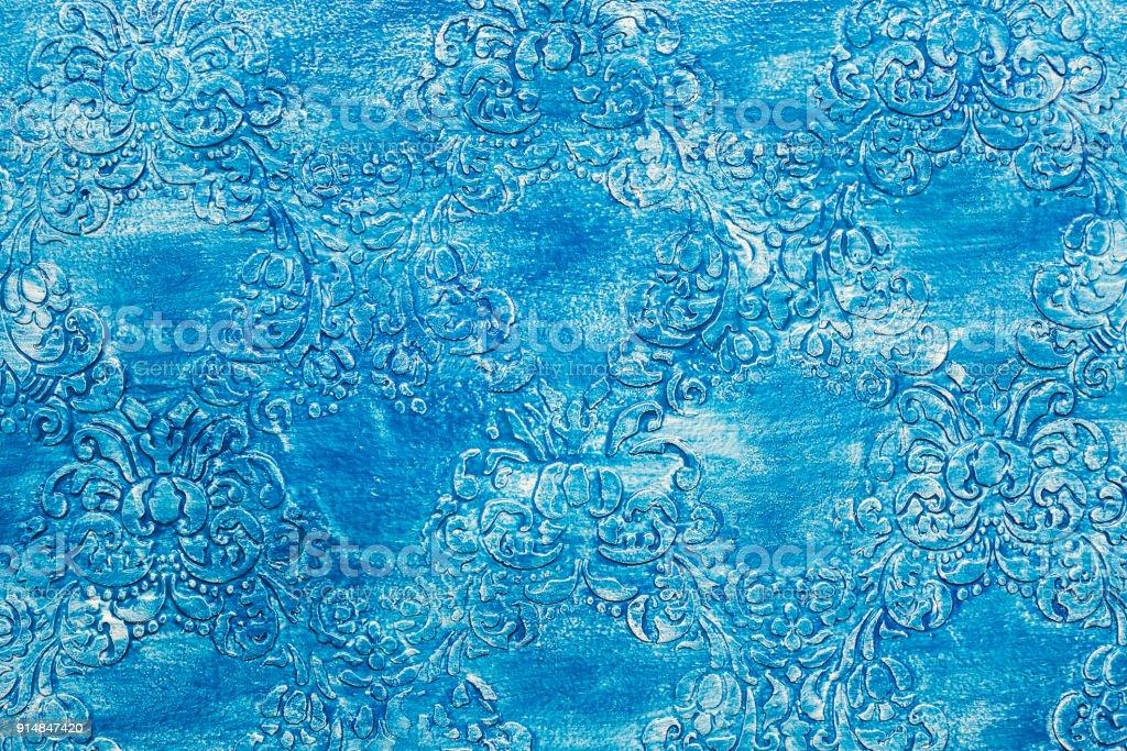 Photo Libre De Droit De Volume Peint Texture émail Acrylique Humide