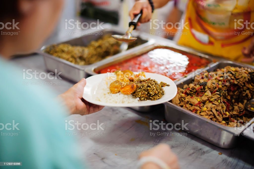 Food sharing concept