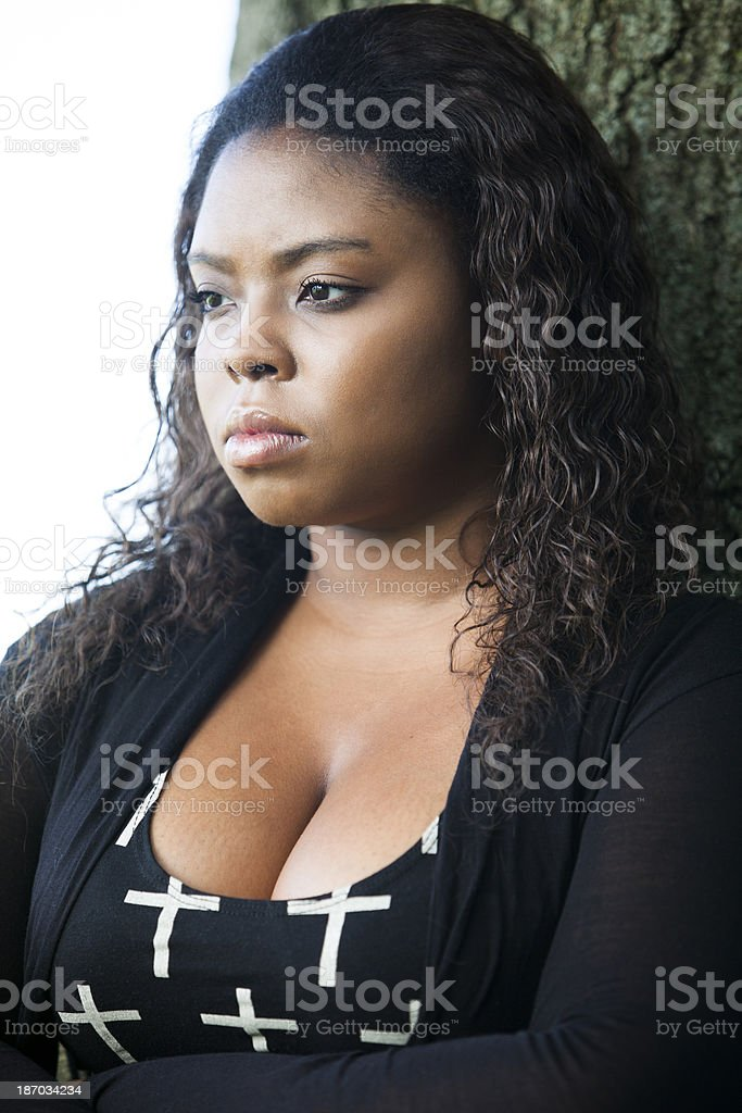Sexy black girls with small tits