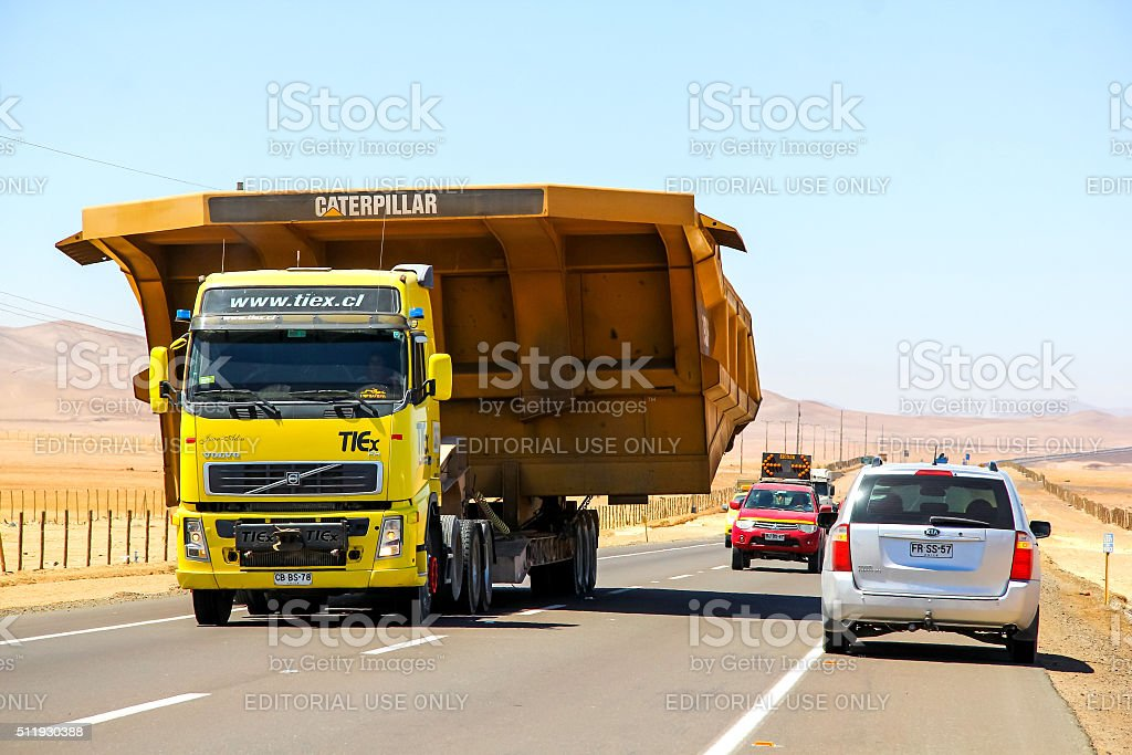 Volvo FH stock photo