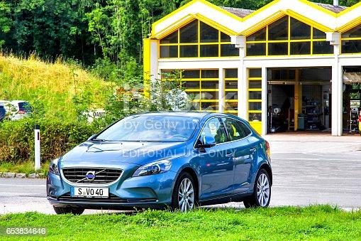 istock Volvo V40 653834646