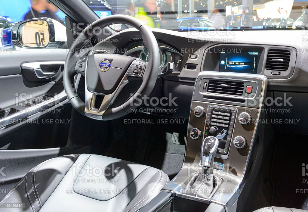 Volvo V60 Interior Stock Photo & More Pictures of 2015 | iStock