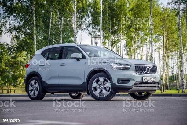 Volvo Xc40 Stock Photo - Download Image Now