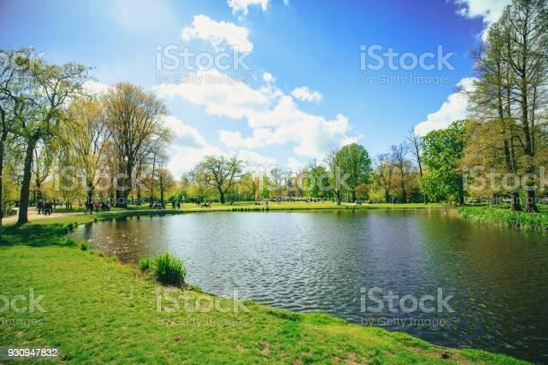 Vondelpark In Amsterdam Stockfoto en meer beelden van Amsterdam