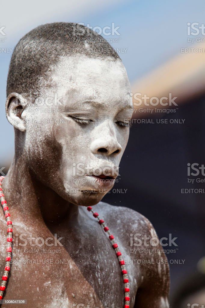 Voodoo Festival In Benin Stock Photo & More Pictures of