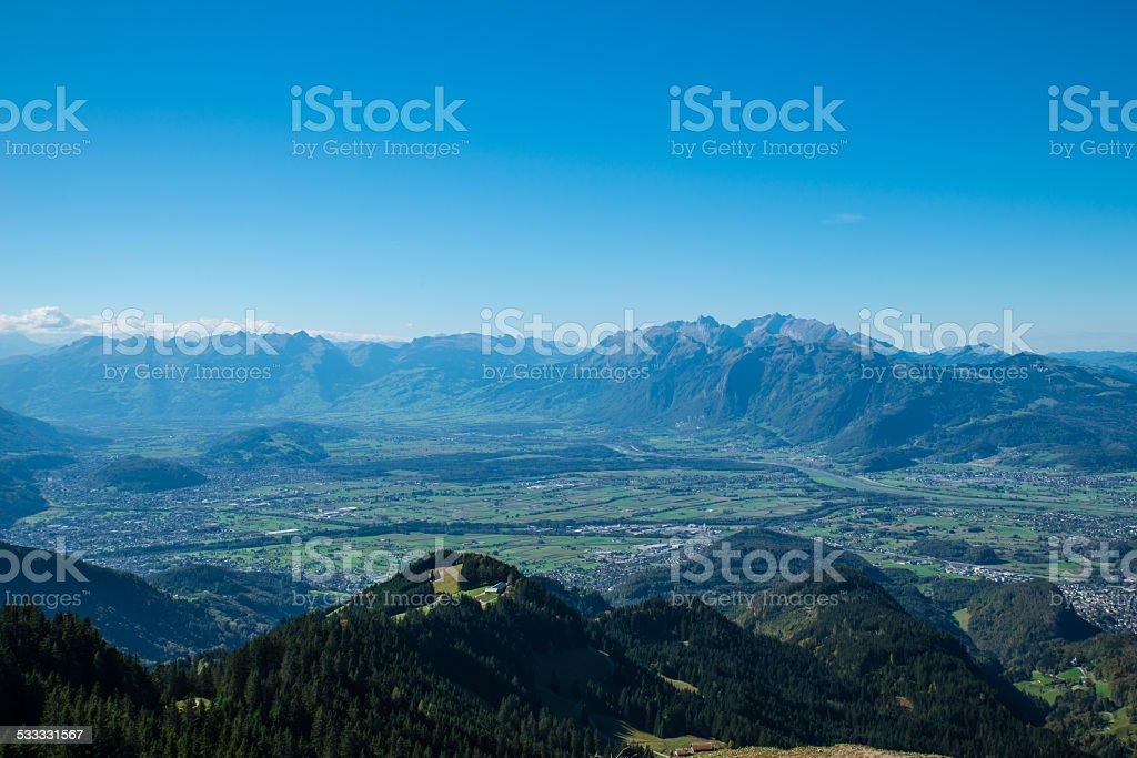 Vorarlberg, Austria stock photo