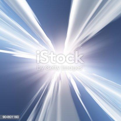 istock Vortex Speed Flare Background 904801160