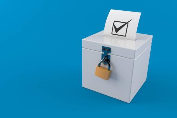 Abstimmungsbox – Foto