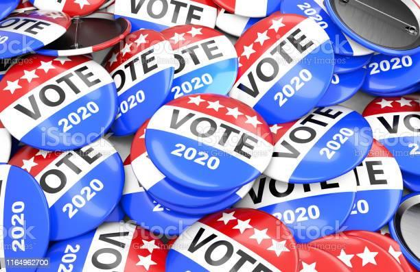 Vote election badge button for 2020 vote usa 2020 3d rendering picture id1164962700?b=1&k=6&m=1164962700&s=612x612&h=iokjsrkkodlcfsra9xlmefurr4jkzgw ron 8nwy1lk=