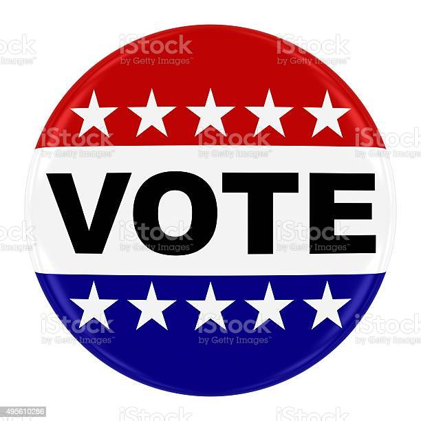 Vote pin badge us elections button isolated on white picture id495610286?b=1&k=6&m=495610286&s=612x612&h=gqtzcdhpryhirph2bymr7bysxjjblkrorafzi wwidm=