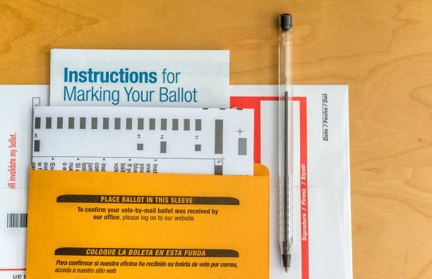 voting ballot - ballot stock pictures, royalty-free photos & images