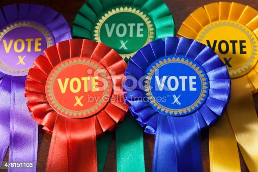 istock Voting in an Election 476151103