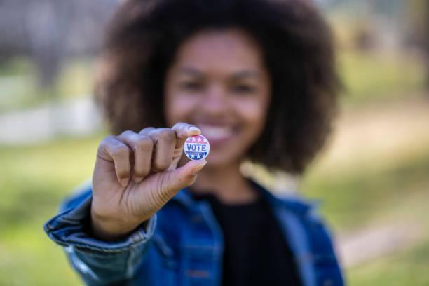 voting - выборы президента стоковые фото и изображения