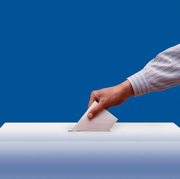voting - voting hands stockfoto's en -beelden