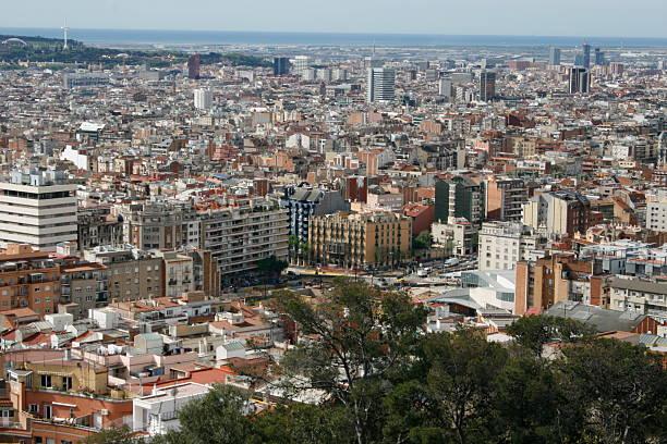 Vue de barcelone – Foto