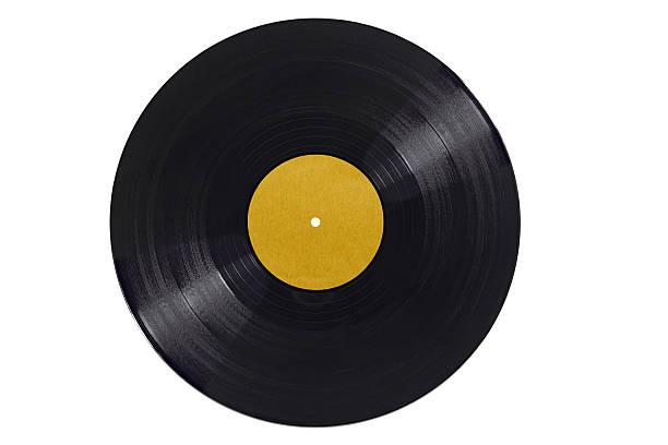 Vynil compte rendu jouer de la musique Vintage vinyle - Photo