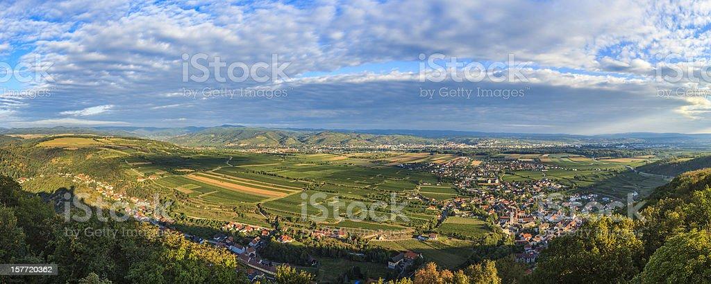 Wachau, Austria stock photo
