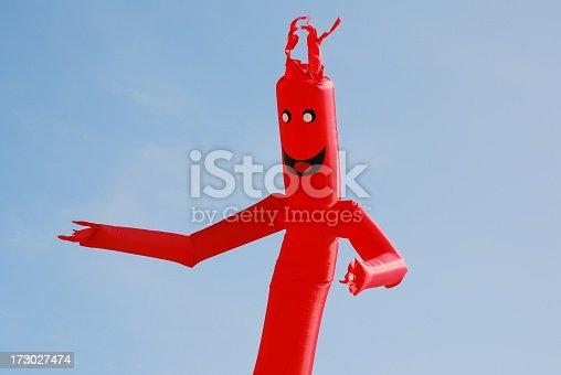 Generic Wacky Waving Inflatable Arm Flailing Tube Man.