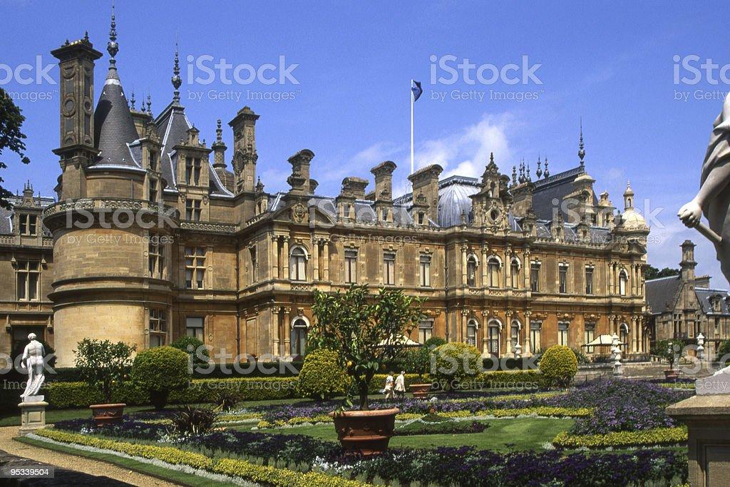 Waddesdon Manor Buckinghamshire England Stock Photo ...
