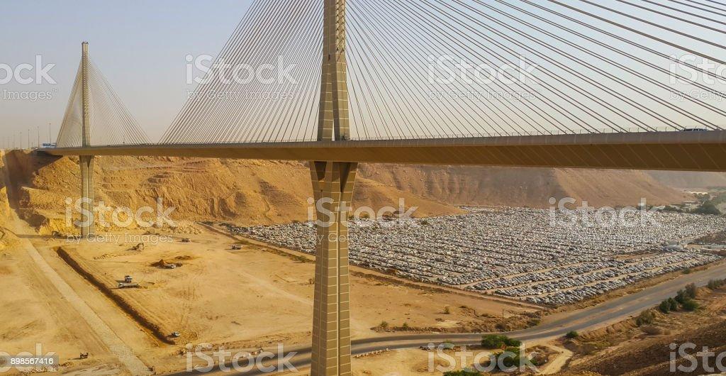 Wadi Laban Bridge – zdjęcie