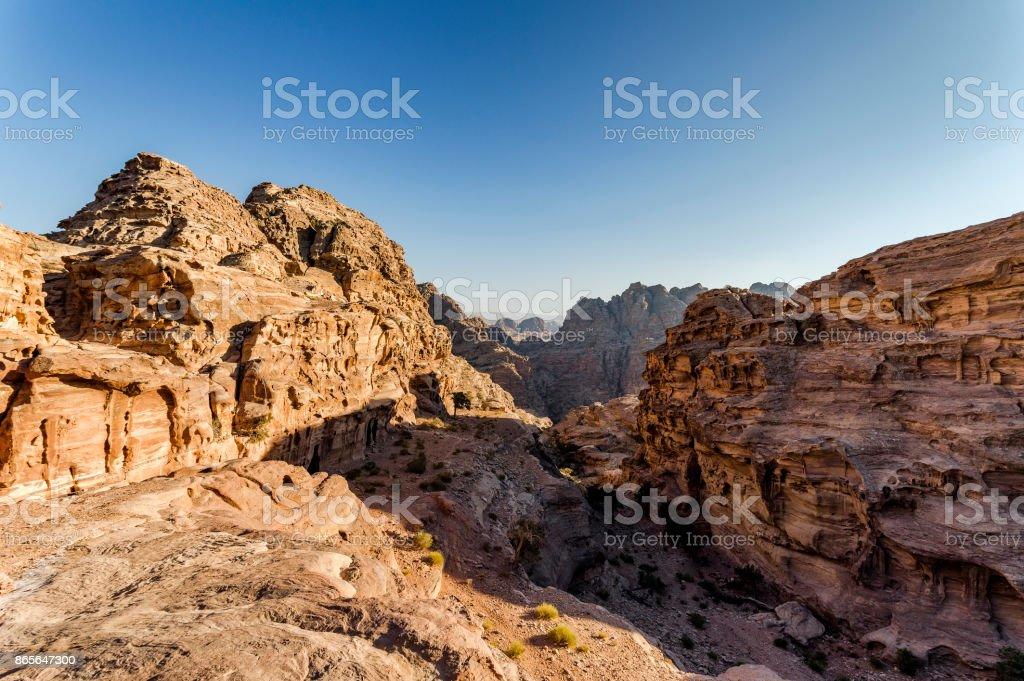 Wadi Musa royalty-free stock photo