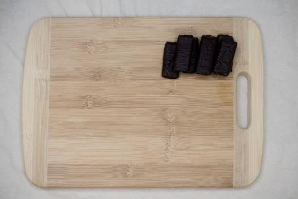 wafer-board - tablett holz stock-fotos und bilder