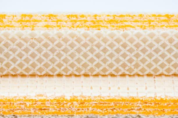 waffel, plätzchen, waffeln - oreo torte ohne backen stock-fotos und bilder