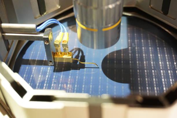 ウェーハプローバ - 半導体 ストックフォトと画像