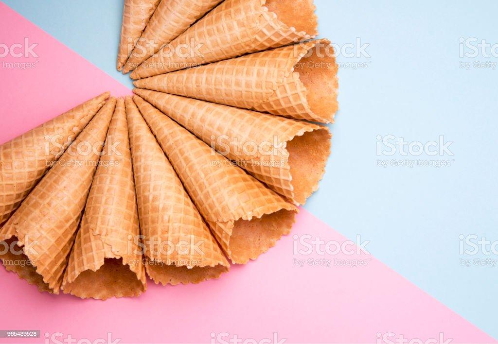 waffle zbiór zdjęć royalty-free
