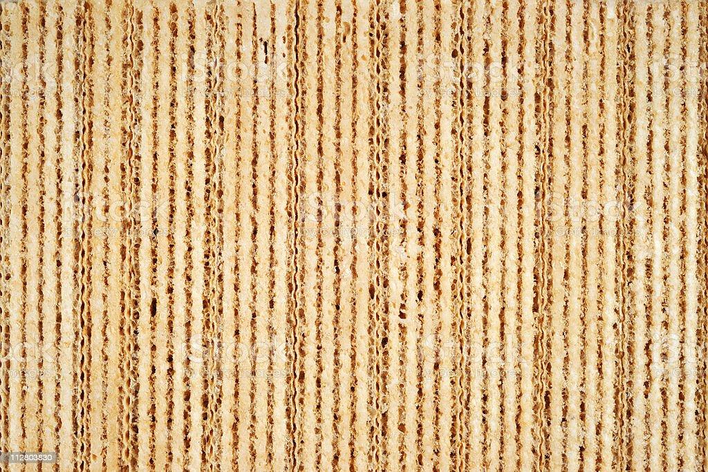 Waffle texture royalty-free stock photo