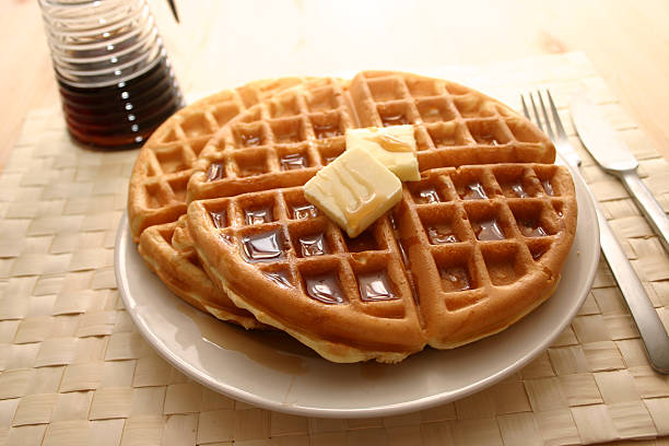 Waffles Waffles waffle stock pictures, royalty-free photos & images